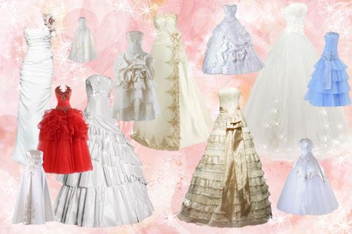 Шаблоны Для Фотомонтажа Свадебные Платья Торрент